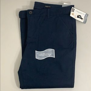 NWT Lee Straight Fit Rolled or Unrolled Pants Sz18